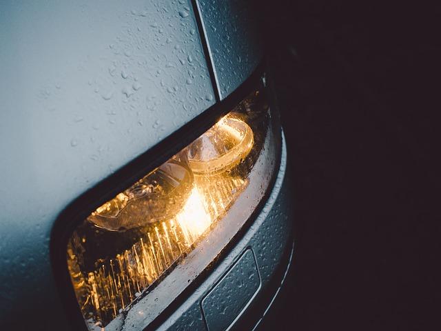 Rodzaje świateł samochodowych i ich przeznaczenie