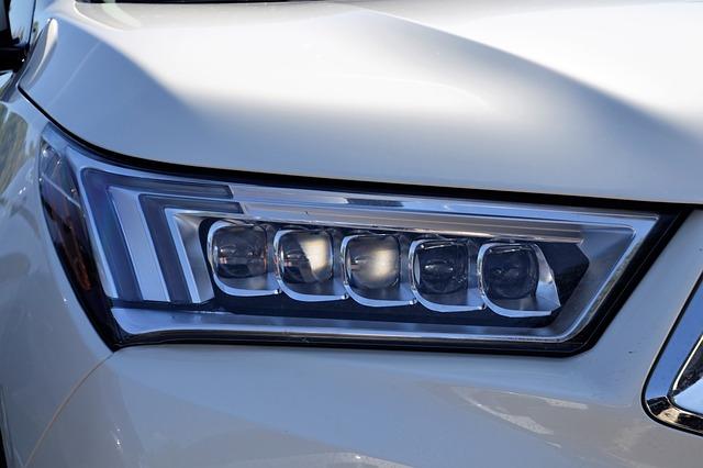 inteligentne oswietlenie samochodowe 2 Inteligentne oświetlenie samochodowe